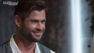 Chris Hemsworth Unveils Action-Packed Trailer for Netflix Film 'Extraction' | THR News