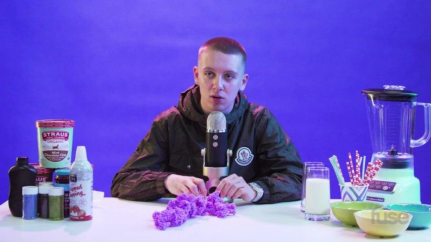 Aitch Does ASMR, Blends A Milkshake, Talks Becoming A Global Artist & New EP