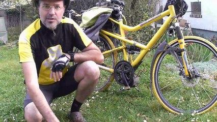Le Petit Vélo Jaune confiné avec les Rosacées