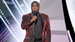 Tracy Morgan Gives Emotional