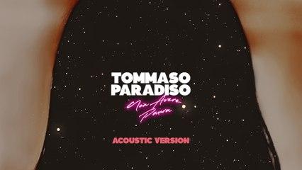 Tommaso Paradiso - Non Avere Paura