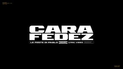 CARA - Le Feste Di Pablo