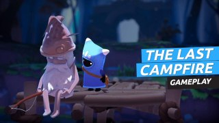 The Last Campfire GamePlay (1st look Inside Xbox)