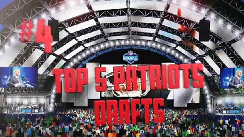 Top 5 Patriots Drafts   No. 4: 2010 Draft