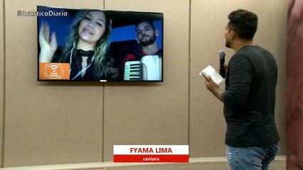 Acústico Diário com Fiamma Lima e Eduardo Jorge - 02.04.2020