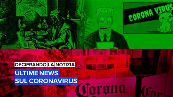 Decifrando la notizia: le ultime news sul Coronavirus