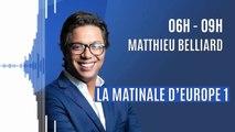 En plein confinement, Emmanuel Macron visite la Seine-Saint-Denis et... crée un attroupement