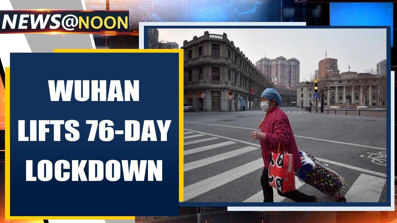 Original epicentre of Coronavirus, Wuhan lifts 76-day lockdown  Oneindia News