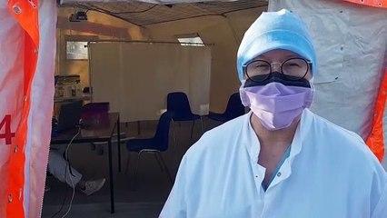 Forbach : interview avec Dr Marie-Claude Grangé, chef du service des urgences à l'hôpital Marie-Madeleine
