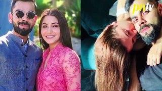 Virat Kohli And Anushka Sharma Balcony Romance During Lockdown | Virushka Romance