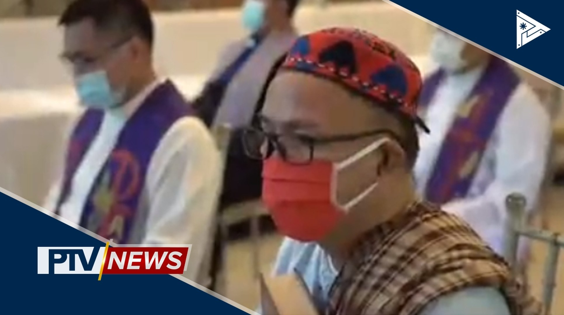 Religious groups, nagsagawa ng interfaith prayer