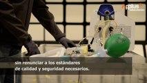 Applus  ensaya los respiradores artificiales que necesitan los hospitales