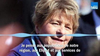 """Réquisitions de masques : """"Notre région est méprisée"""" estime la présidente de Bourgogne-Franche-Comté"""