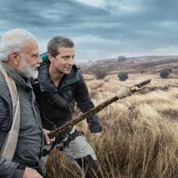 akshay kumar coming man vs wild (BEAR GRYLLS) || আক্ষায় কুমার-কে দেখা যেতে পারে (MAN VS WILD)-এ