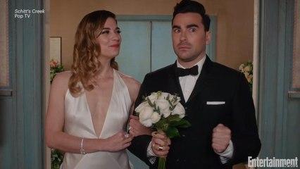 The Double Wedding That Wasn't & More Untold 'Schitt's Creek' Love Stories