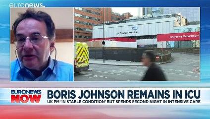 Coronavirus: How will the UK government function in Boris Johnson's absence?