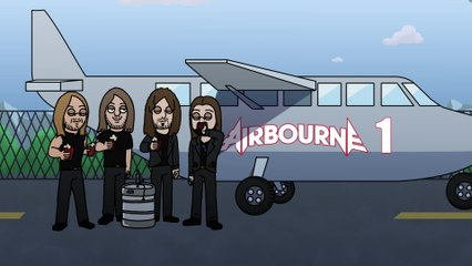 Airbourne - Beyond The Bus
