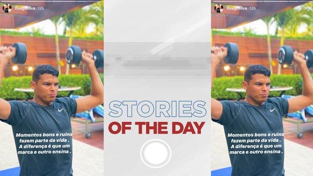 Les Stories du jour - 8 avril 2020