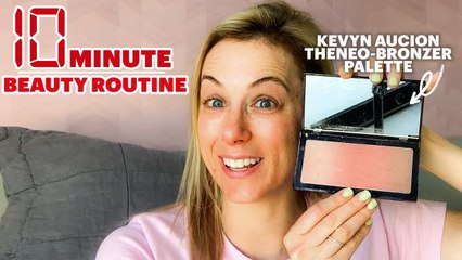 Iliza Shlesinger's 10-Minute Stage-Ready Makeup Routine