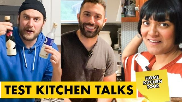 Pro Chefs Take You on a Tour of Their Kitchens