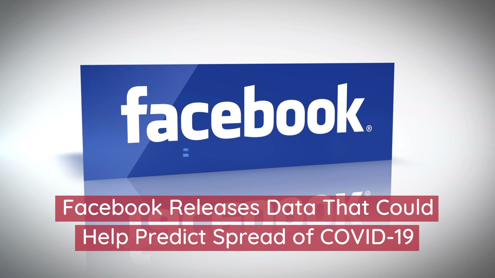 Facebook Covid-19 Data