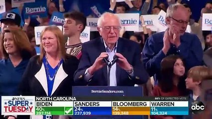 Bernie Sanders Drops Out Of 2020 Presidential Race, Clearing Path For Joe Biden's Democratic Nomination