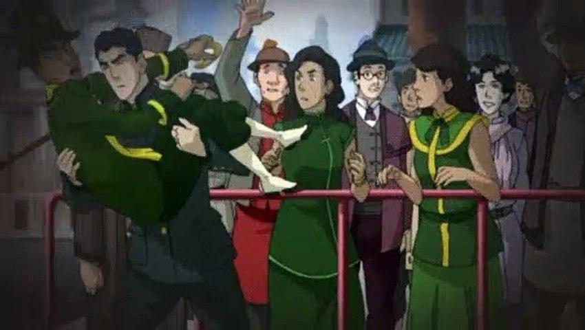 دانلود زیرنویس فارسی سریال The Legend of Korra 2012 فصل 4 ...