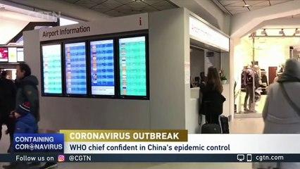 Should WHO Head Resign Over Coronavirus Coverup