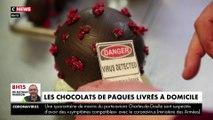 Confinement : des chocolats de Pâques livrés à domicile