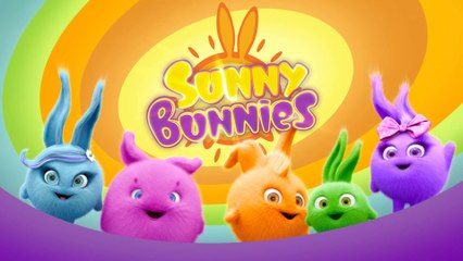SUNNY BUNNIES - Crafty Cake Toppers | GET BUSY | BRAND NEW EPISODE | Cartoons for Children