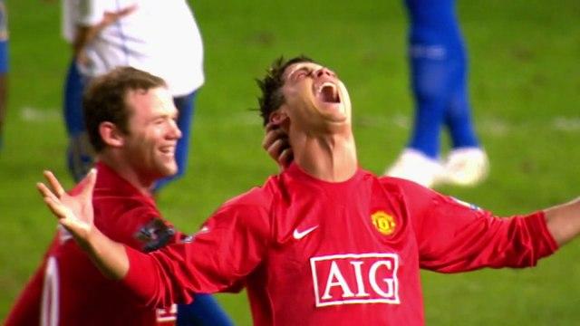 Les légendes de Premier League : Cristiano Ronaldo
