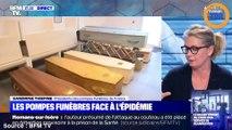 Coronavirus: le passage d'un cercueil est facturé des centaines d'euros aux familles