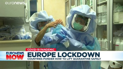 Coronavirus LIVE: U.S. unemployment surges as global infections top 1.6m