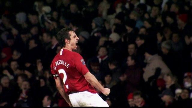 Les légendes de Premier League : Gary Neville