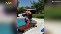 Extreme Athletes Are Getting Creative While Stuck at Home