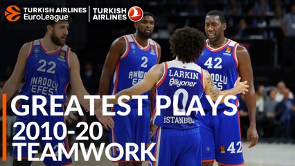 Greatest Plays 2010-20: Teamwork