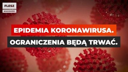 Flesz: Rząd wprowadził nowe obostrzenia z powodu koronawirusa