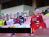 Coronavirus - En Biélorussie, le Dinamo Brest remplace ses supporters par des mannequins
