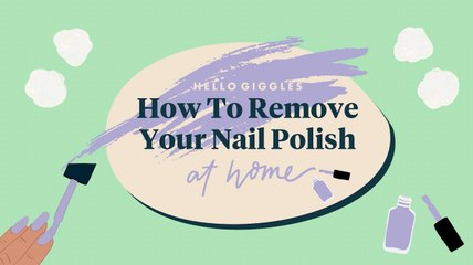 Master your at-home nail routine with this nail polish eraser cream
