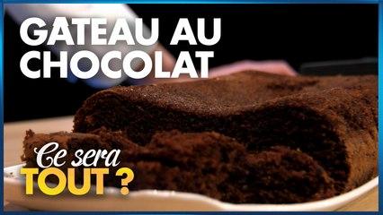 Gâteau au chocolat en 2 minutes - CSTB