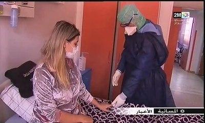 مستشفى الرازي: مصابة بفيروس كورونا تتحدث للقناة الثانية عن اعراض الإصابة