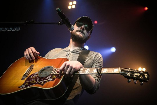 """Watch Eric Church Perform John Prine's """"Long Monday"""" in the Late Songwriter's Honor"""