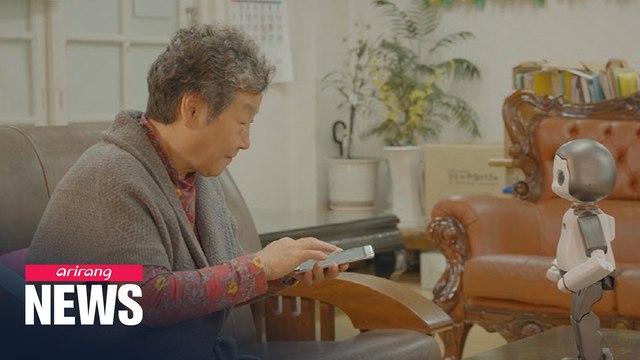 Seoul city to provide 200 digital training robots to senior care centers