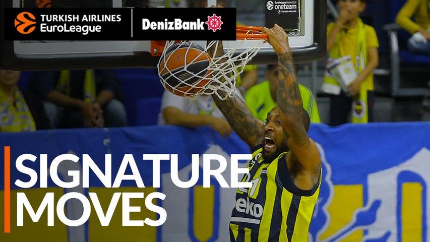 Denizbank Signature Moves: Derrick Williams