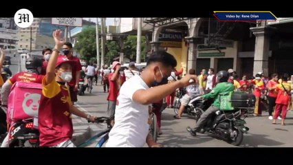 WATCH: Situation at Quiapo Church on Good Friday