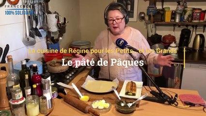 Le pâté de Pâques de Régine Rossi-Lagorce