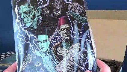 What's inside the Bam! Horror Box for January 2020?