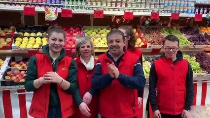 Les commerçants de Nancy applaudissent les héros du quotidien