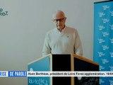 Prise de parole du 10 avril 2020 - Alain Berthéas, Président de Loire Forez agglomération. - Prise de parole - TL7, Télévision loire 7