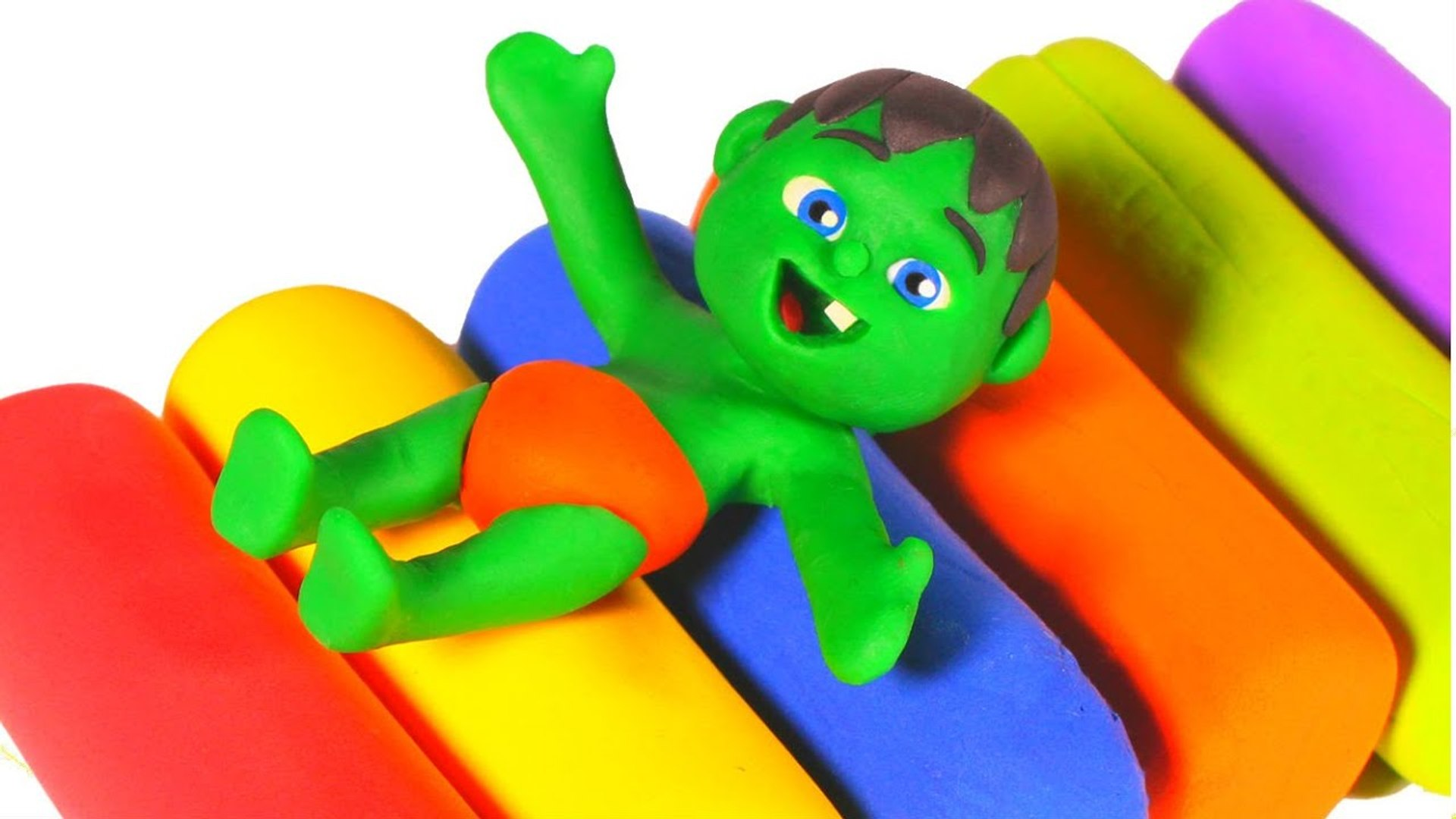 Tommy Plays With Play Doh Cartoons For Kids